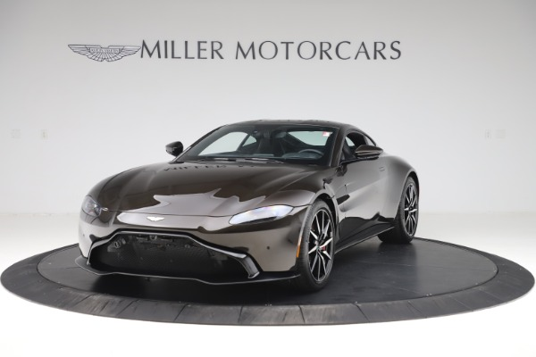 New 2020 Aston Martin Vantage Coupe for sale $184,787 at Alfa Romeo of Greenwich in Greenwich CT 06830 2