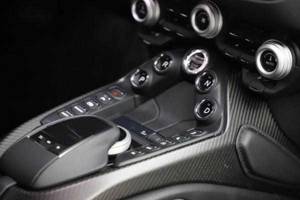 New 2020 Aston Martin Vantage for sale $184,787 at Alfa Romeo of Greenwich in Greenwich CT 06830 22
