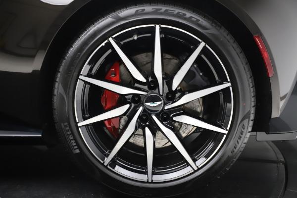 New 2020 Aston Martin Vantage for sale $184,787 at Alfa Romeo of Greenwich in Greenwich CT 06830 23