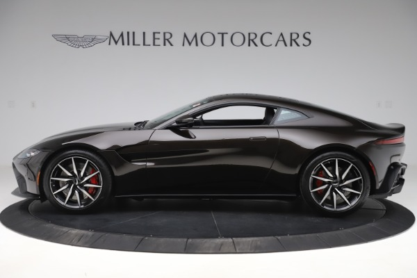 New 2020 Aston Martin Vantage Coupe for sale $184,787 at Alfa Romeo of Greenwich in Greenwich CT 06830 3