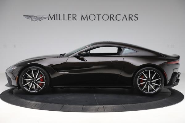 New 2020 Aston Martin Vantage for sale $184,787 at Alfa Romeo of Greenwich in Greenwich CT 06830 3