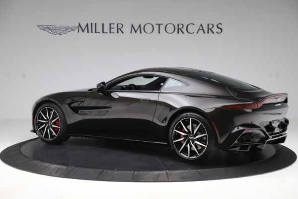 New 2020 Aston Martin Vantage Coupe for sale $184,787 at Alfa Romeo of Greenwich in Greenwich CT 06830 4