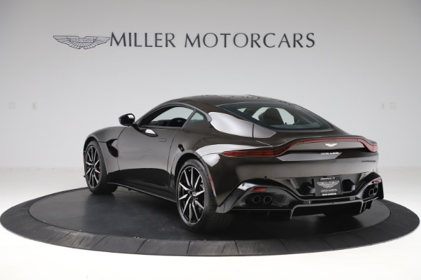New 2020 Aston Martin Vantage Coupe for sale $184,787 at Alfa Romeo of Greenwich in Greenwich CT 06830 5