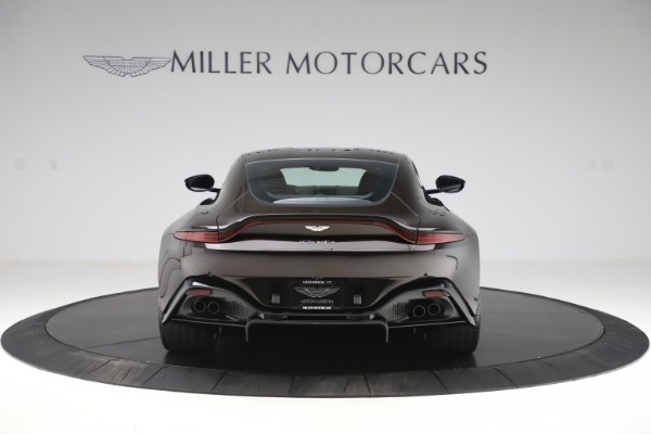 New 2020 Aston Martin Vantage Coupe for sale $184,787 at Alfa Romeo of Greenwich in Greenwich CT 06830 6