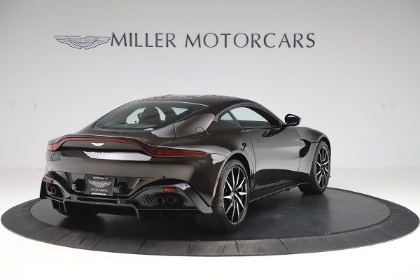 New 2020 Aston Martin Vantage Coupe for sale $184,787 at Alfa Romeo of Greenwich in Greenwich CT 06830 7