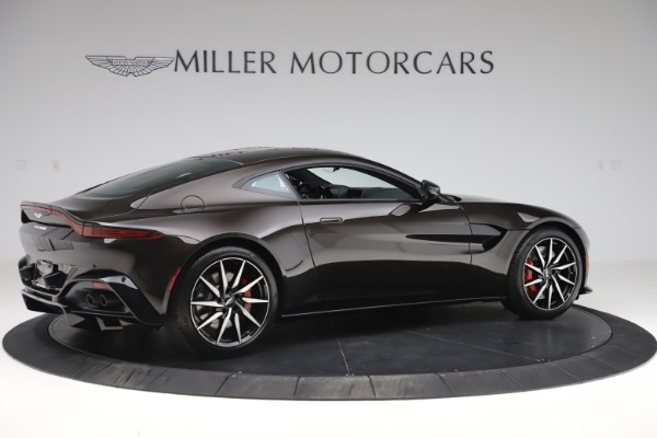 New 2020 Aston Martin Vantage Coupe for sale $184,787 at Alfa Romeo of Greenwich in Greenwich CT 06830 8