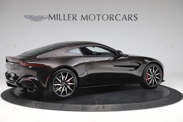 New 2020 Aston Martin Vantage for sale $184,787 at Alfa Romeo of Greenwich in Greenwich CT 06830 8