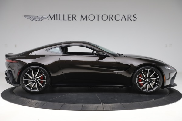 New 2020 Aston Martin Vantage Coupe for sale $184,787 at Alfa Romeo of Greenwich in Greenwich CT 06830 9