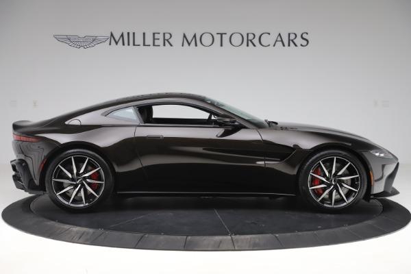 New 2020 Aston Martin Vantage for sale $184,787 at Alfa Romeo of Greenwich in Greenwich CT 06830 9