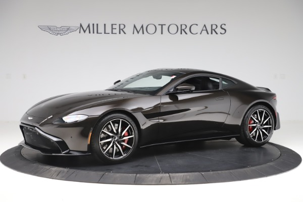New 2020 Aston Martin Vantage Coupe for sale $184,787 at Alfa Romeo of Greenwich in Greenwich CT 06830 1