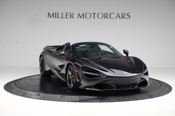 New 2020 McLaren 720S Spider Performance for sale Call for price at Alfa Romeo of Greenwich in Greenwich CT 06830 10
