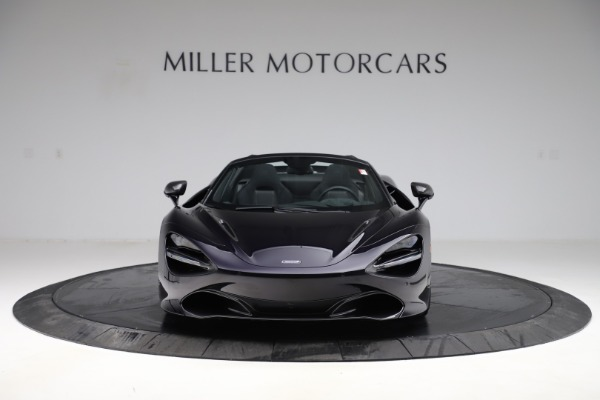 New 2020 McLaren 720S Spider Performance for sale Call for price at Alfa Romeo of Greenwich in Greenwich CT 06830 11