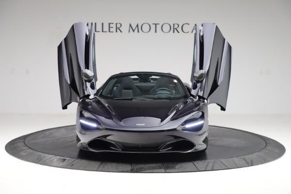 New 2020 McLaren 720S Spider Performance for sale Call for price at Alfa Romeo of Greenwich in Greenwich CT 06830 12