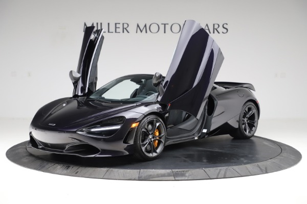 New 2020 McLaren 720S Spider Performance for sale Call for price at Alfa Romeo of Greenwich in Greenwich CT 06830 13