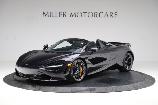 New 2020 McLaren 720S Spider Performance for sale Call for price at Alfa Romeo of Greenwich in Greenwich CT 06830 14