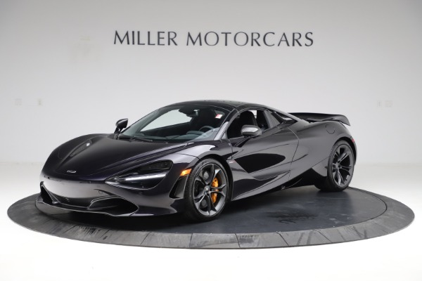 New 2020 McLaren 720S Spider Performance for sale Call for price at Alfa Romeo of Greenwich in Greenwich CT 06830 15