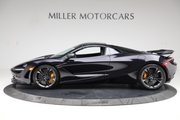 New 2020 McLaren 720S Spider Performance for sale Call for price at Alfa Romeo of Greenwich in Greenwich CT 06830 16