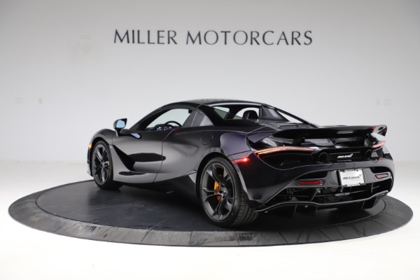 New 2020 McLaren 720S Spider Performance for sale Call for price at Alfa Romeo of Greenwich in Greenwich CT 06830 17