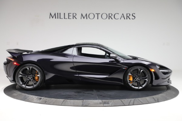 New 2020 McLaren 720S Spider Performance for sale Call for price at Alfa Romeo of Greenwich in Greenwich CT 06830 20