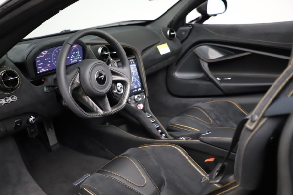 New 2020 McLaren 720S Spider Performance for sale Call for price at Alfa Romeo of Greenwich in Greenwich CT 06830 25