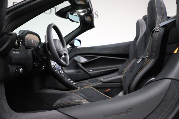 New 2020 McLaren 720S Spider Performance for sale Call for price at Alfa Romeo of Greenwich in Greenwich CT 06830 26