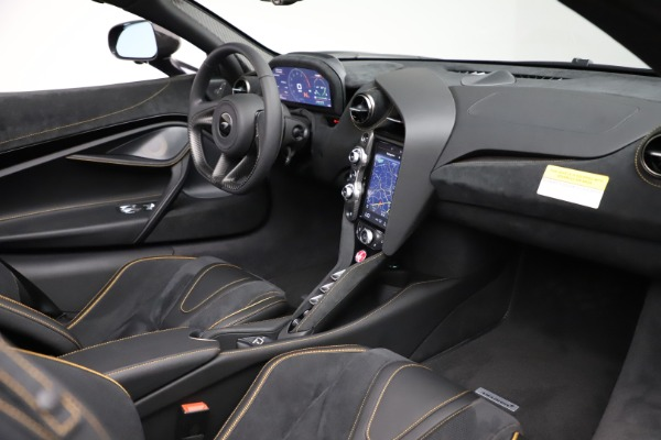 New 2020 McLaren 720S Spider Performance for sale Call for price at Alfa Romeo of Greenwich in Greenwich CT 06830 28