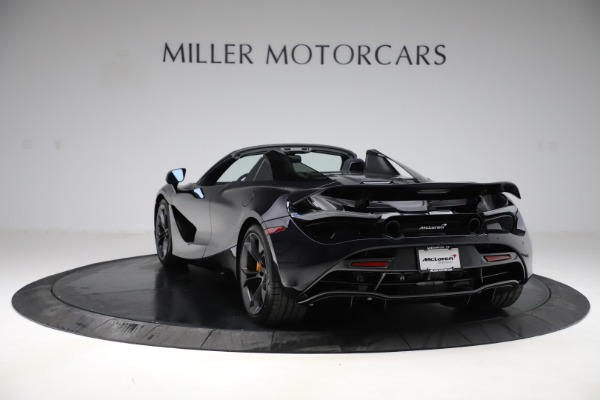 New 2020 McLaren 720S Spider Performance for sale Call for price at Alfa Romeo of Greenwich in Greenwich CT 06830 4
