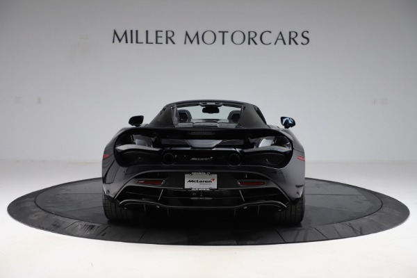 New 2020 McLaren 720S Spider Performance for sale Call for price at Alfa Romeo of Greenwich in Greenwich CT 06830 5