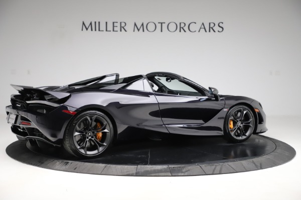New 2020 McLaren 720S Spider Performance for sale Call for price at Alfa Romeo of Greenwich in Greenwich CT 06830 7