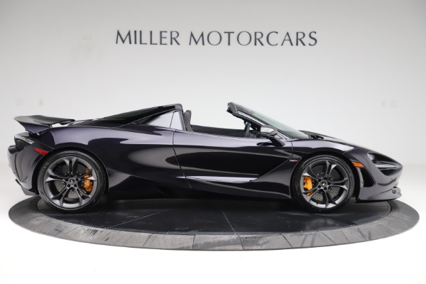 New 2020 McLaren 720S Spider Performance for sale Call for price at Alfa Romeo of Greenwich in Greenwich CT 06830 8