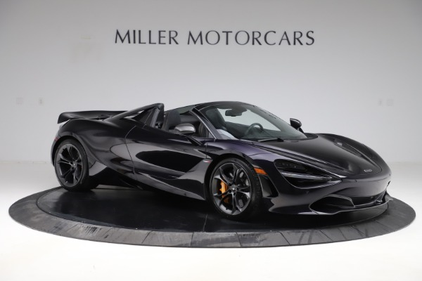 New 2020 McLaren 720S Spider Performance for sale Call for price at Alfa Romeo of Greenwich in Greenwich CT 06830 9