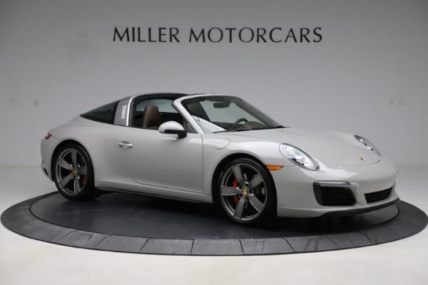 Used 2018 Porsche 911 Targa 4S for sale $134,900 at Alfa Romeo of Greenwich in Greenwich CT 06830 10