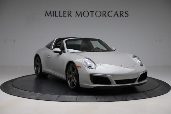 Used 2018 Porsche 911 Targa 4S for sale $134,900 at Alfa Romeo of Greenwich in Greenwich CT 06830 11