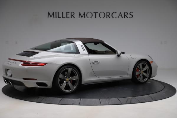 Used 2018 Porsche 911 Targa 4S for sale $134,900 at Alfa Romeo of Greenwich in Greenwich CT 06830 14
