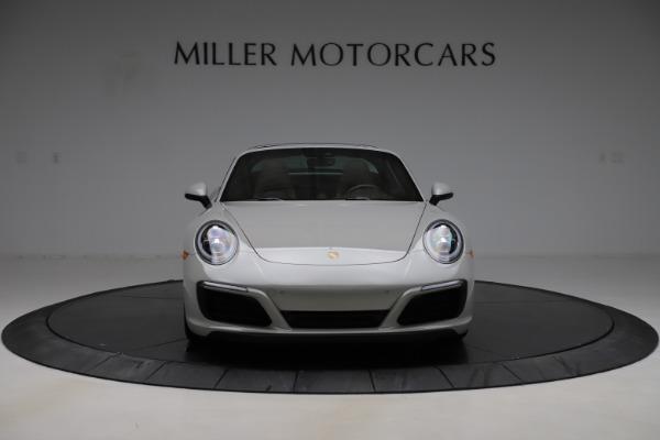 Used 2018 Porsche 911 Targa 4S for sale $134,900 at Alfa Romeo of Greenwich in Greenwich CT 06830 16