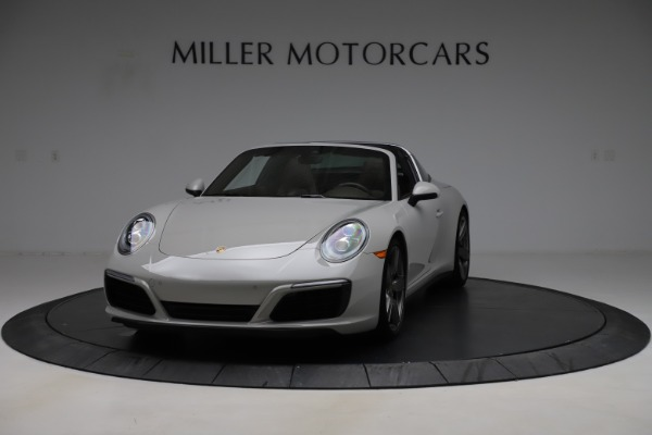 Used 2018 Porsche 911 Targa 4S for sale $134,900 at Alfa Romeo of Greenwich in Greenwich CT 06830 2