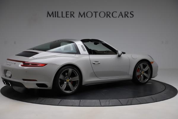 Used 2018 Porsche 911 Targa 4S for sale $134,900 at Alfa Romeo of Greenwich in Greenwich CT 06830 8