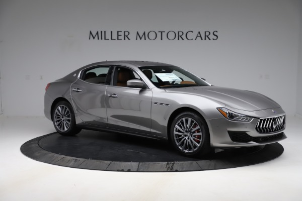 New 2020 Maserati Ghibli S Q4 for sale $79,985 at Alfa Romeo of Greenwich in Greenwich CT 06830 10