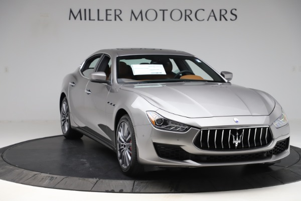 New 2020 Maserati Ghibli S Q4 for sale $79,985 at Alfa Romeo of Greenwich in Greenwich CT 06830 11