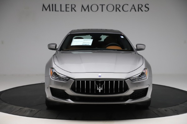 New 2020 Maserati Ghibli S Q4 for sale $79,985 at Alfa Romeo of Greenwich in Greenwich CT 06830 12
