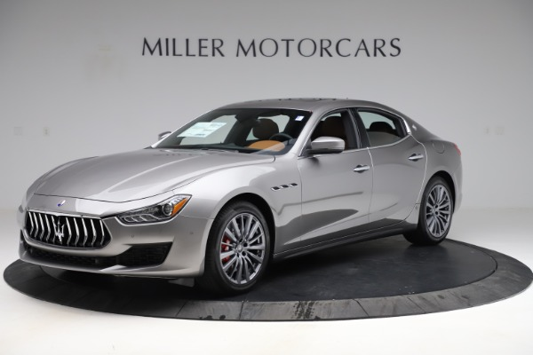 New 2020 Maserati Ghibli S Q4 for sale $79,985 at Alfa Romeo of Greenwich in Greenwich CT 06830 2