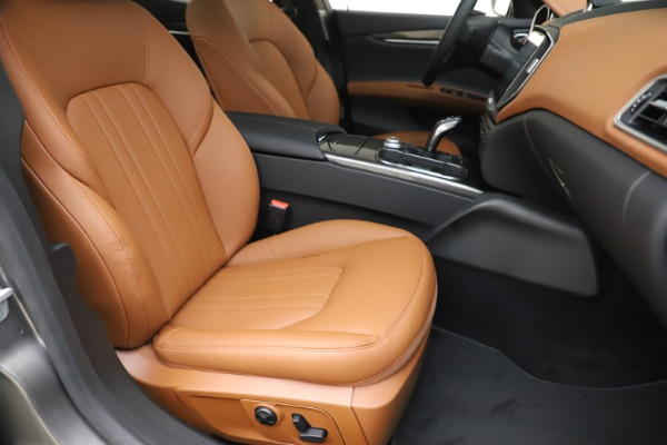New 2020 Maserati Ghibli S Q4 for sale $79,985 at Alfa Romeo of Greenwich in Greenwich CT 06830 24