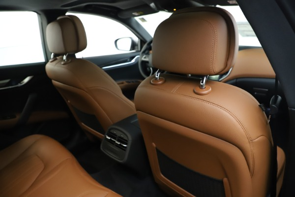 New 2020 Maserati Ghibli S Q4 for sale $79,985 at Alfa Romeo of Greenwich in Greenwich CT 06830 28