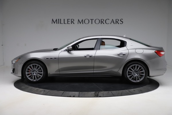 New 2020 Maserati Ghibli S Q4 for sale $79,985 at Alfa Romeo of Greenwich in Greenwich CT 06830 3