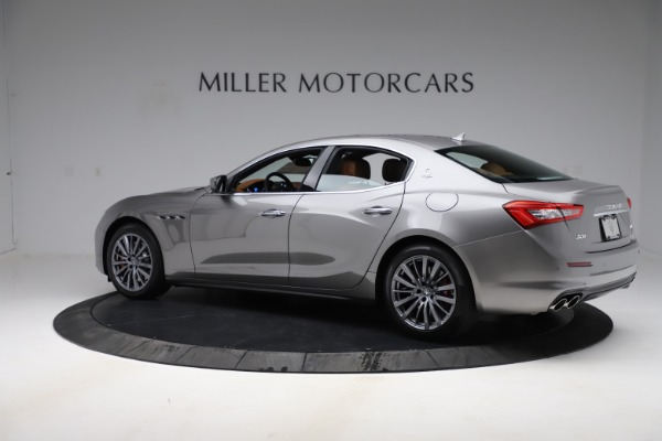 New 2020 Maserati Ghibli S Q4 for sale $79,985 at Alfa Romeo of Greenwich in Greenwich CT 06830 4