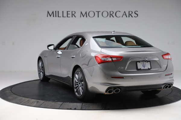 New 2020 Maserati Ghibli S Q4 for sale $79,985 at Alfa Romeo of Greenwich in Greenwich CT 06830 5