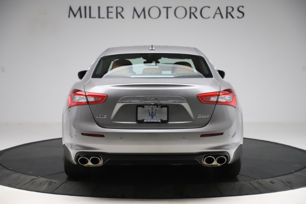 New 2020 Maserati Ghibli S Q4 for sale $79,985 at Alfa Romeo of Greenwich in Greenwich CT 06830 6
