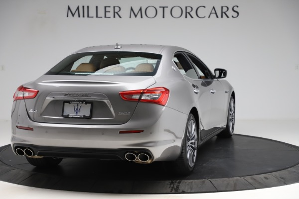 New 2020 Maserati Ghibli S Q4 for sale $79,985 at Alfa Romeo of Greenwich in Greenwich CT 06830 7