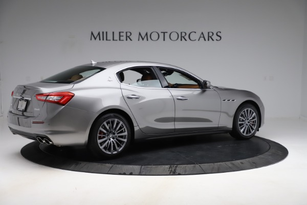 New 2020 Maserati Ghibli S Q4 for sale $79,985 at Alfa Romeo of Greenwich in Greenwich CT 06830 8