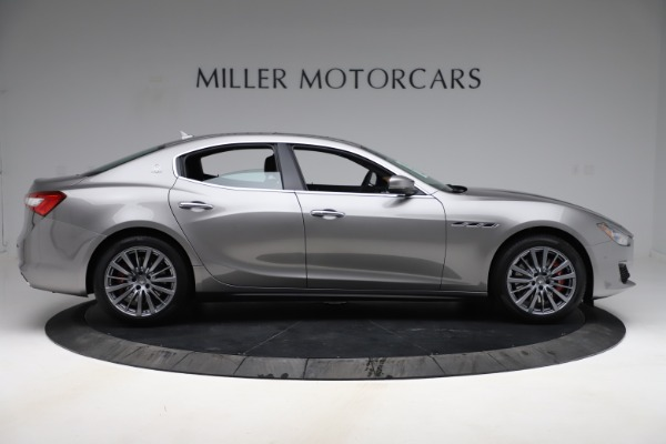 New 2020 Maserati Ghibli S Q4 for sale $79,985 at Alfa Romeo of Greenwich in Greenwich CT 06830 9